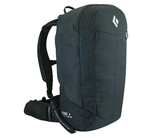Black Diamond Halo 28 JetForce Avalanche Airbag Pack, Black, Medium/Large