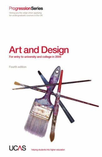 Read Online Progression to Art and Design 2009 Entry ebook
