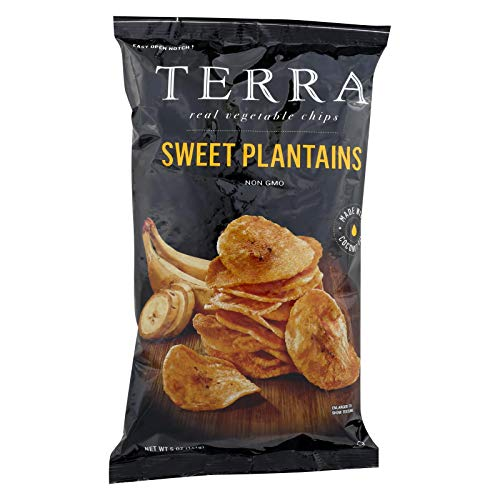 TERRA CHIPS, Sweet Potato Chips; Sweets & Carrots - Pack of 12