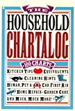 img - for Household Chartalog: 100 Charts of Kitchen Tips, Equivalents, Cleaning Hints, Human, Pet and Car First Aid, Garden Care, Home Repair, and Much Much book / textbook / text book