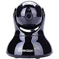 KeeKoon WiFi 720P Smart IP Camera Home Security System Night Version/Pan/Tilt/Zoom