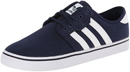 50% price wide range online store adidas Men's Seeley Skateboard Shoes Sneakers C76499 (4 D(M ...