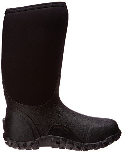 Scarpette Mens Classic High Waterproof Boot Black