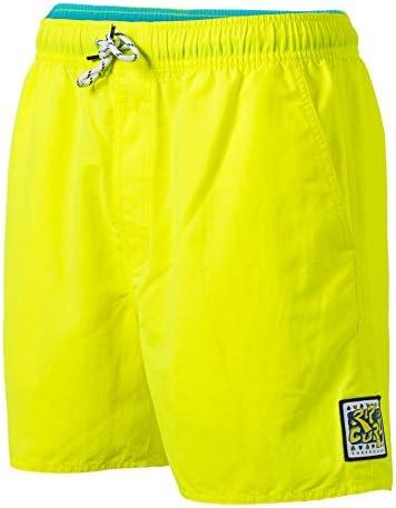 Amarillo Rip Curl Volley Fluo 16 S Ba/ñador Para Hombre Safety Yellow 36