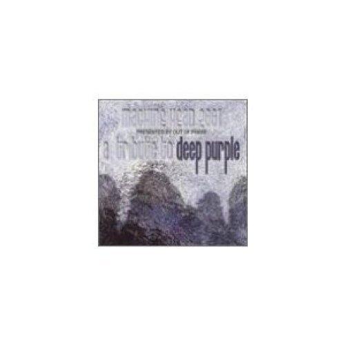 Tribute to Deep Purple Machine Head 2001 by Various Artists (A Tribute To Deep Purples Machine Head)