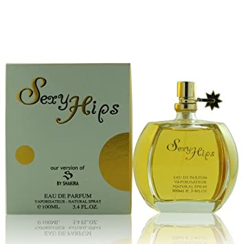 Sexy Hips S Women Perfume 3.4 oz Eau de Parfum (Imitation)
