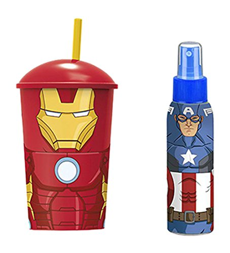 Spiderman By Marvel Spiderman; Set-Edt Spray 3.4 Oz & Lunch