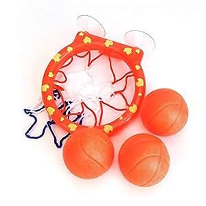 Diversión Baloncesto Hoop & Balls, Bañera Shooting Game ...