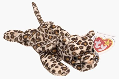Ty Beanie Babies - Freckles the Spotted Leopard [Holiday Gifts] - Retired Beanie Babies
