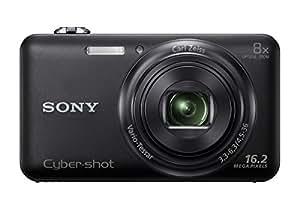 Sony DSC-WX80/B 16.2 MP Digital Camera with 2.7-Inch LCD (Black) (OLD MODEL)