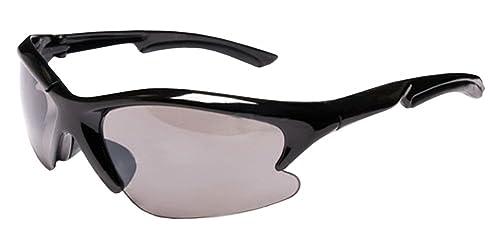jimarti jm22 Sport Wrap gafas de sol lente de espejo TR90 ...
