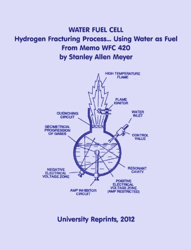WATER FUEL CELL Hydrogen Fracturing Process... Using Water as Fuel From Memo WFC 420 by Stanley Allen Meyer (Student Loose Leaf Edition)