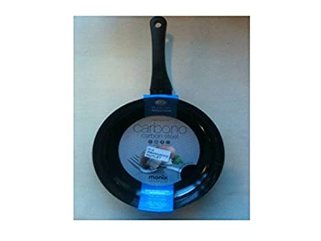 Sarten Monix Carbon Steel 28cm: Amazon.es: Hogar