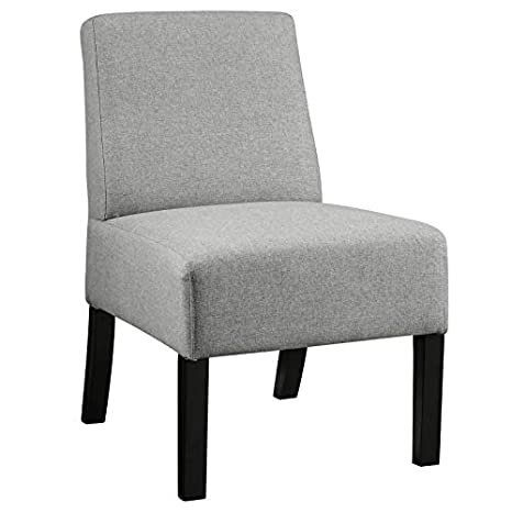 Astounding Amazon Com Pira Modern Fabric Upholstered Wood Accent Bralicious Painted Fabric Chair Ideas Braliciousco
