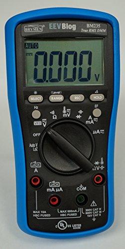 EEVblog Brymen BM235 Multimeter