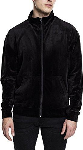 Classics Black Hombre Jacket Velvet para Negro Chaqueta 7 Urban d0xqwd