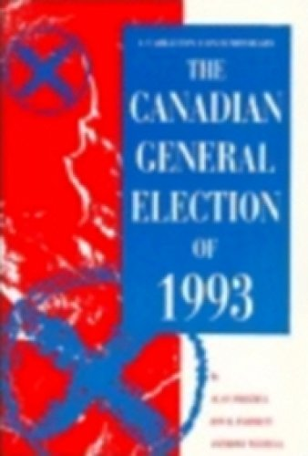 canadian general election of 1993巻 感想 alan frizzell jon h 読書