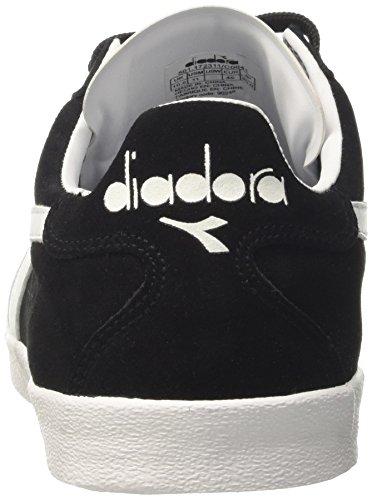 Diadora original Homme nero Noir bianco Basses Sneakers B Vlz r4wxfPqr1