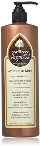 One 'n Only Argan Oil Restorative Mask, 20 Ounce (Best Restorative Hair Mask)