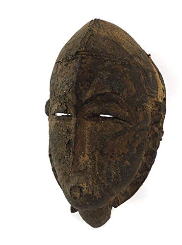 Mask Mblo Ivory Coast African Art ()