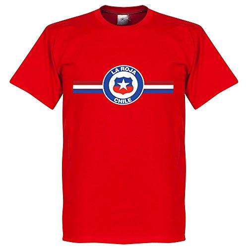 Vidal Cile-Maglietta, colore: rosso