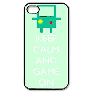 Cool Painting Beemo Adventure Time Brand New Cover Case for Iphone 4,4S,diy case cover case588857