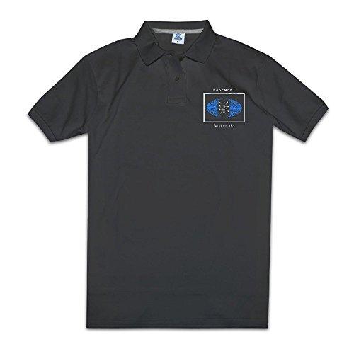 Tops & T-Shirts Basement Further Sky Men White Polo Nike For Men