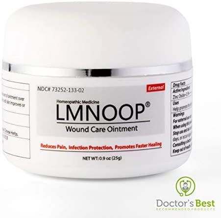 LMNOOP%C2%AE Wound Care Protection Medication product image