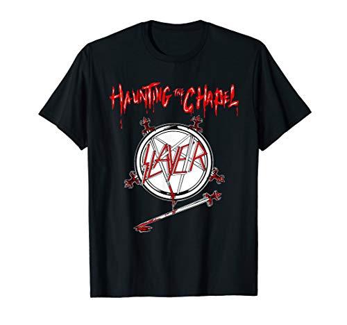 - Haunting the Chapel t-shirt men women