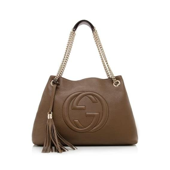 Gucci Soho Gold Chain Handbag