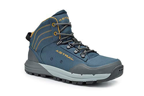 Astral Men's TR1 Merge Minimalist Hiking Boots, Quick Drying and Lightweight, Made for Camping and Backpacking, Storm Navy, 11.5 M US