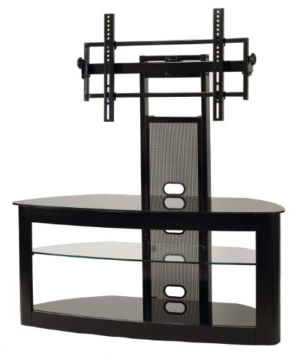 TransDeco LCD TV Stand with Universal Mounting System for 35 to 65-Inch Flat Panel TV by TransDeco (Image #3)