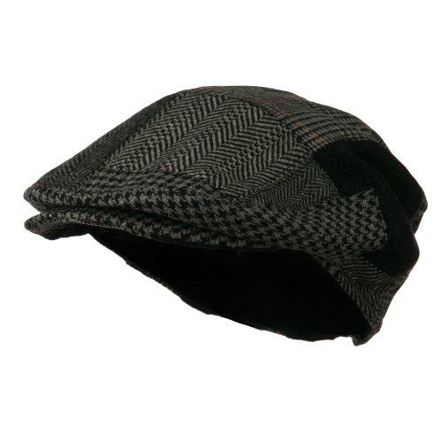 (Jeanne Simmons Wool Ivy Cap - Black L)
