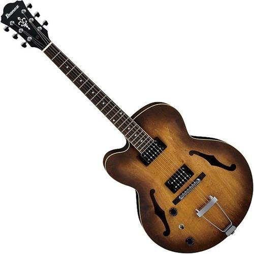Ibanez AF55 Hollow Body Left Handed Electric Guitar for sale  Delivered anywhere in USA