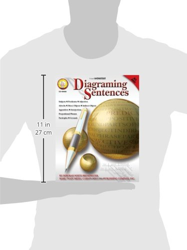 Workbook diagramming worksheets : Amazon.com: Diagraming Sentences (9781580372824): Deborah White ...