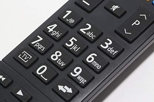 Panasonic RCA49128 30092557 - Mando a distancia para televisor y botón Netflix: Amazon.es: Electrónica