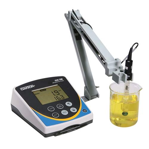 """Oakton WD-35419-23 Oakton Ion 700 Benchtop Meter with""""All-in-One"""" pH Electrode and Stand"""