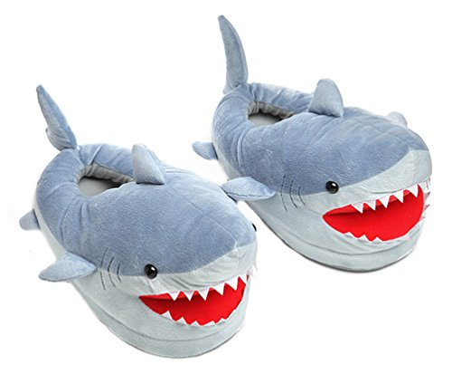 Shark Attack Attack Slippers Shark 1p01qr