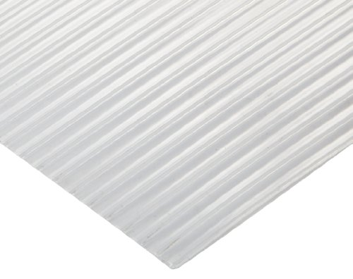 - Dynalon 404225-0001 Clear Heavy Weight Polyethylene Ribbed  Matting with Lab Shelf and Bench Liner,50' Length x 30