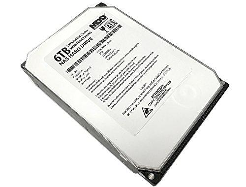 MaxDigitalData (MD6TB6472NAS) 6TB 7200RPM 64MB Cache SATA 6.0Gb/s 3.5″ Helium Platform NAS Hard Drive – w/3 Year Warranty