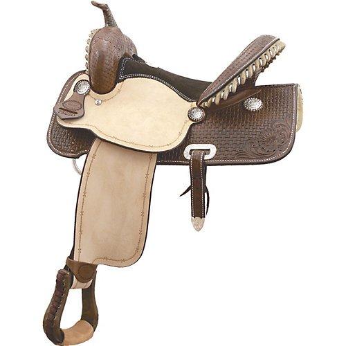 Billy Cook Saddlery Flex Flyer Barrel Saddle 15