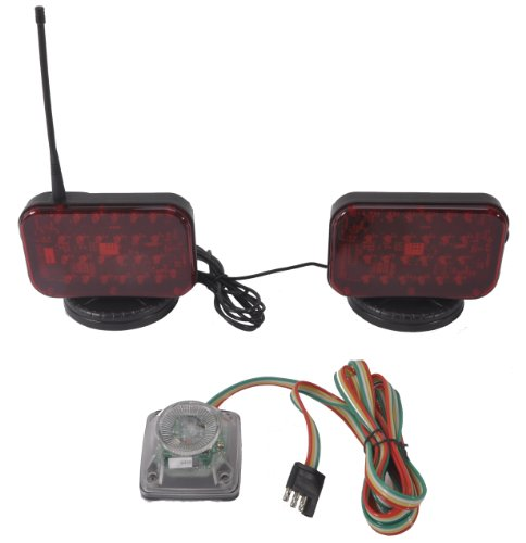 Wireless Led Tow Light Kit - 9