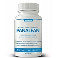 Panalean™ New & Improved Formula aids in Weight Loss Contributes to a Normal Energy-yielding Metabolism Burn More Fat