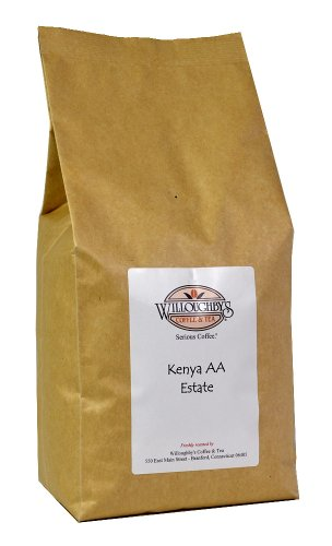 Kenya AA Estate 5 lb - Whole Bean made in New England