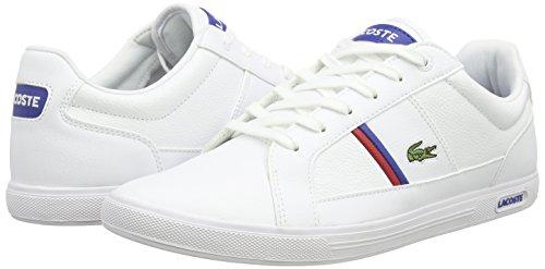 ea6a14fea Lacoste Men s Europa Sneakers US10 White - Import It All