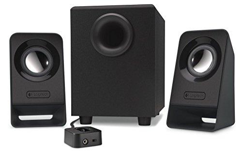 Logitech Z213 PC-Lautsprecher schwarz