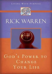 God's Power to Change Your Life (Living with Purpose)