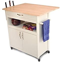 Catskill Craftsmen Drop Leaf Utility Cart