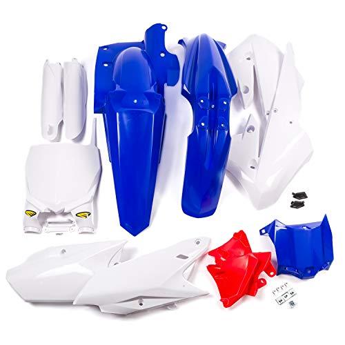 Plastic Kit Cycra (Cycra Yamaha Body Kit Stock Color 1CYC-9312-02)