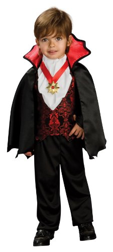 [Toddler Costume, Transylvanian Vampire] (Toddler Vampire Halloween Costumes)